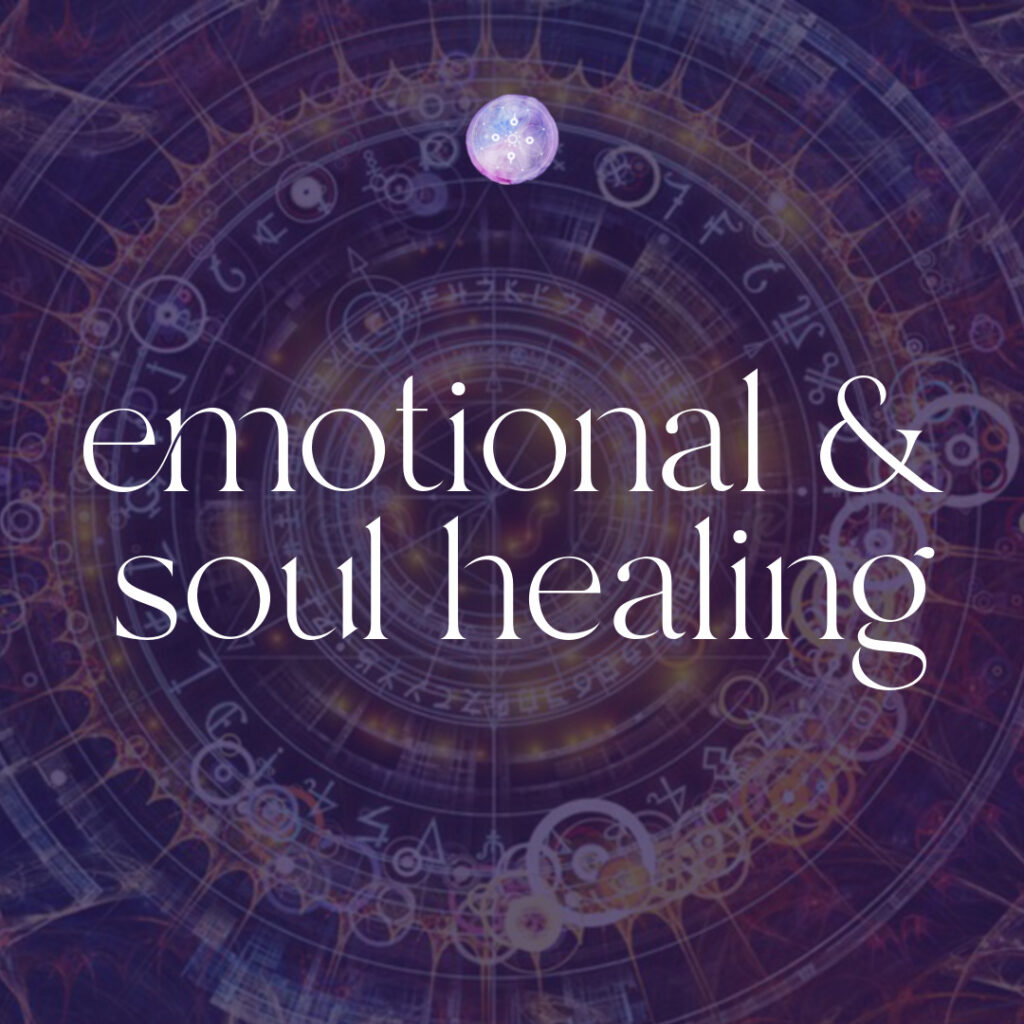 Emotional and soul healing with Fiona Goddard
