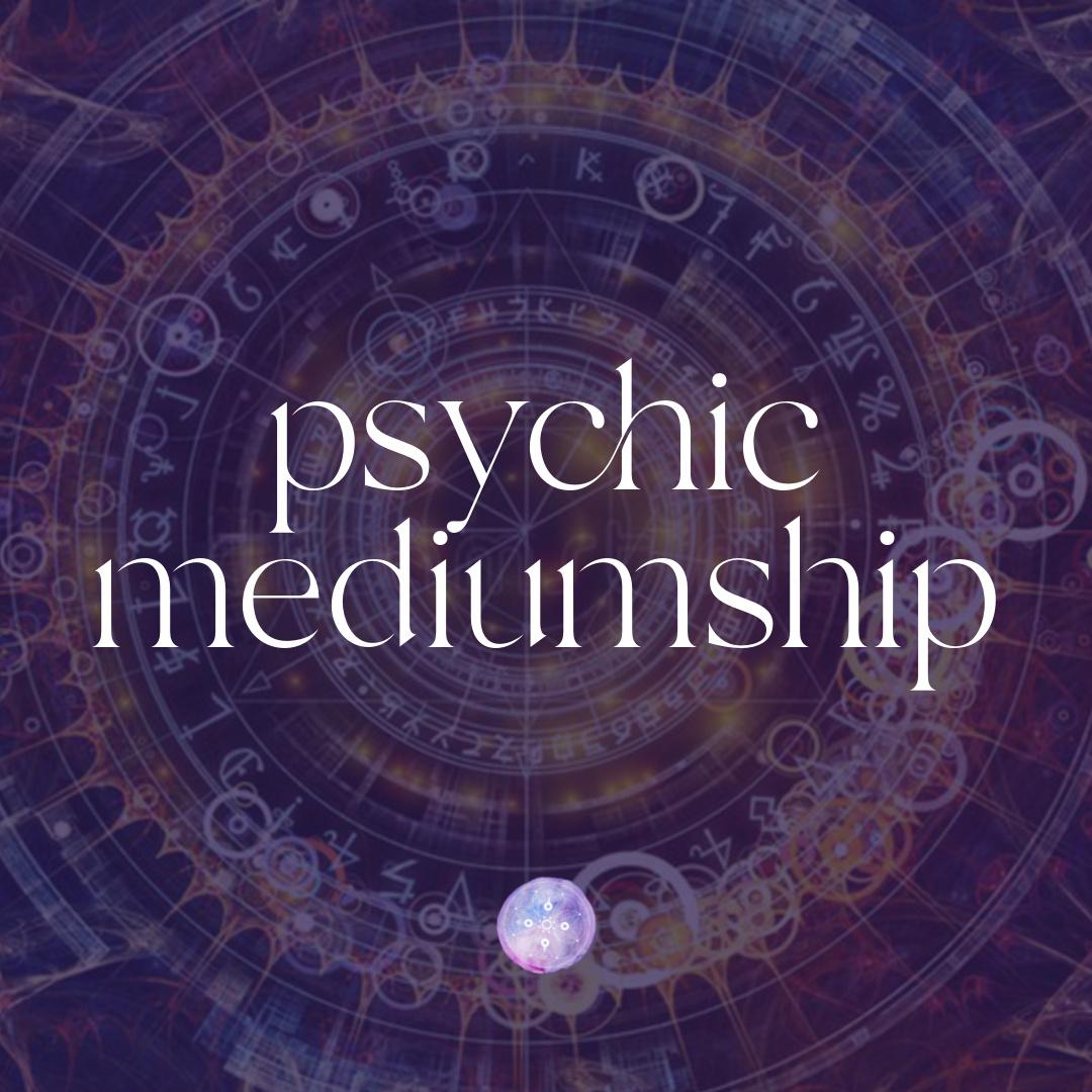 psychic mediumship with Fiona Goddard